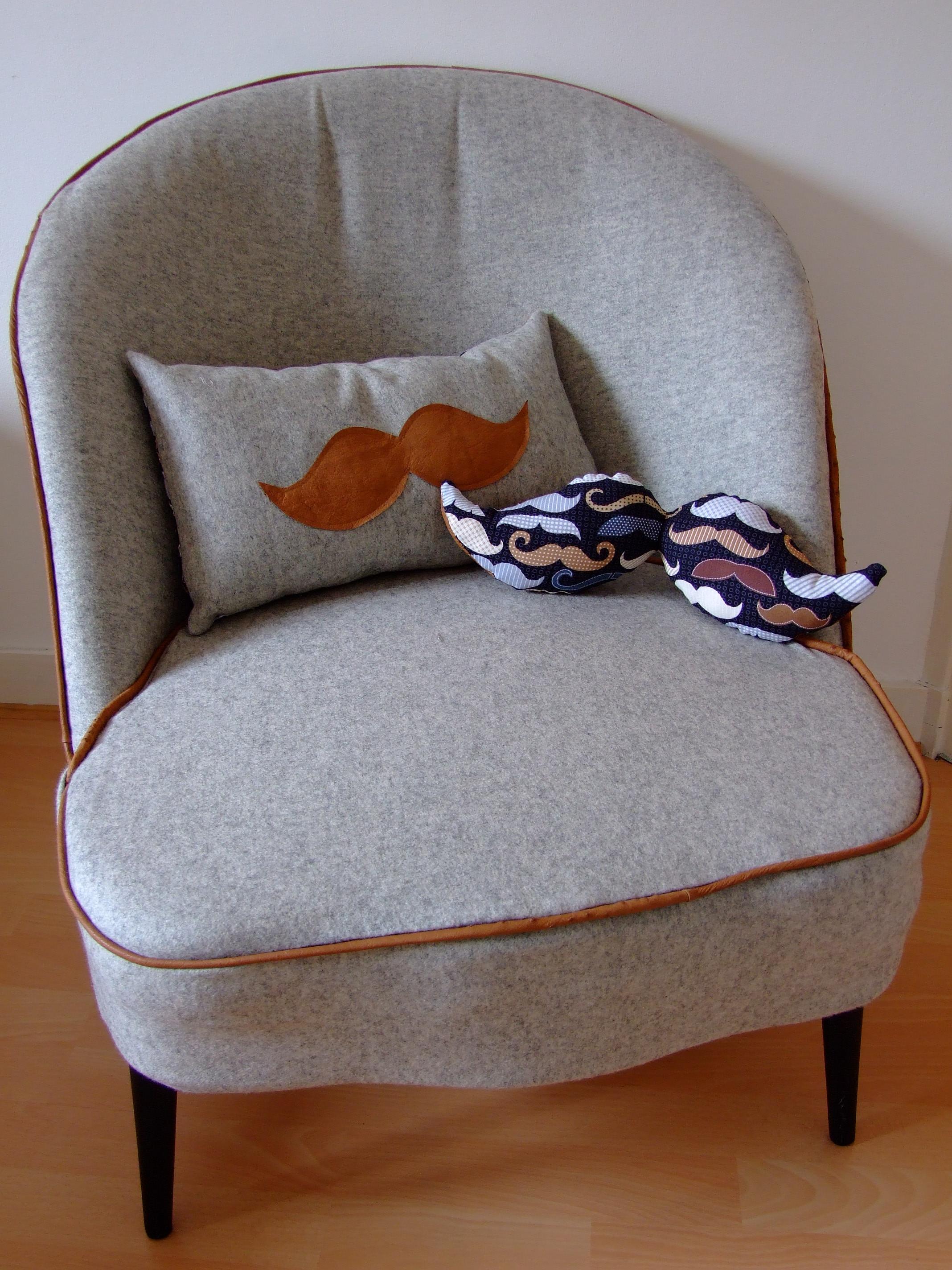 Le fauteuil crapaud revisit - Fauteuil crapaud imprime ...